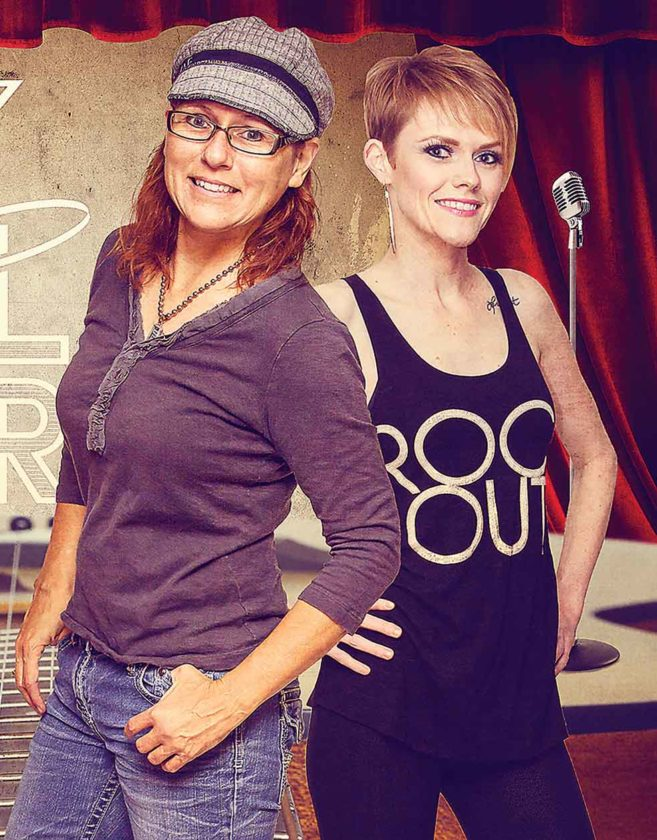 Submitted Photo  Known for their  dynamic vocals, striking musicianship and exceptional harmony, Hey Soul Sister will be one of the featured artists to perform at Bacon & Brew at the Zoo.
