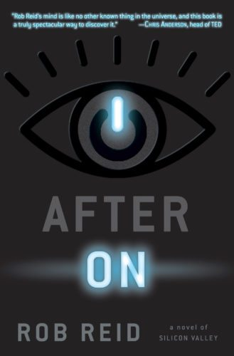 "This book cover image released by Del Rey shows ""After On,"" a novel by Rob Reid. (Del Rey via AP)"