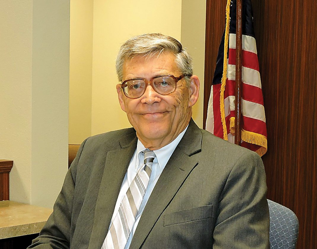 Kim Fundingsland/MDN Municipal Court Judge Mark B. Rasmuson.