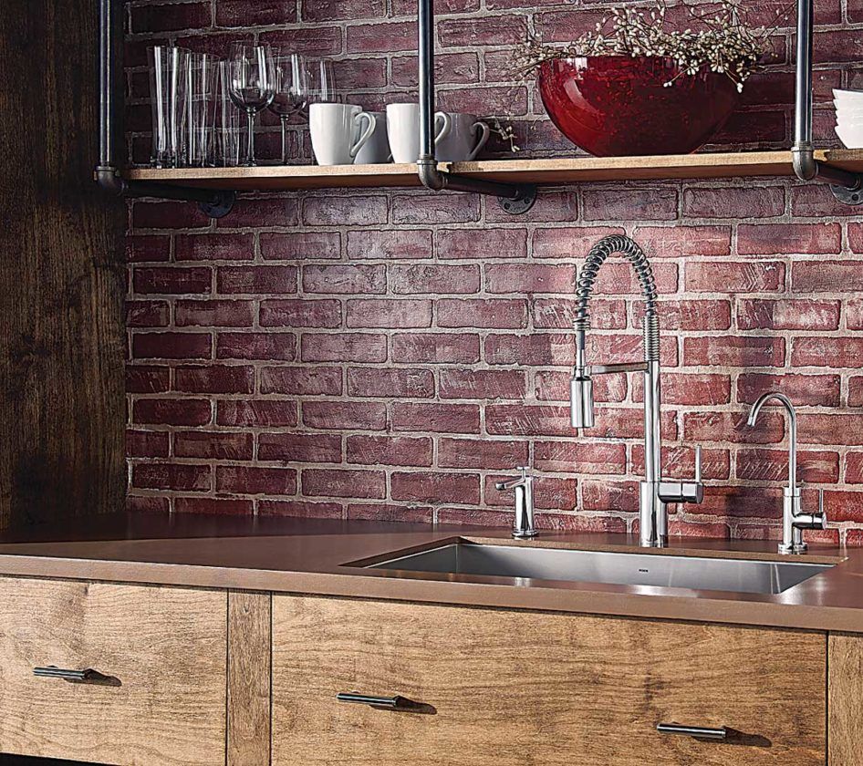 Submitted Photo A simple faucet upgrade boosts home appeal and improves kitchen functionality.