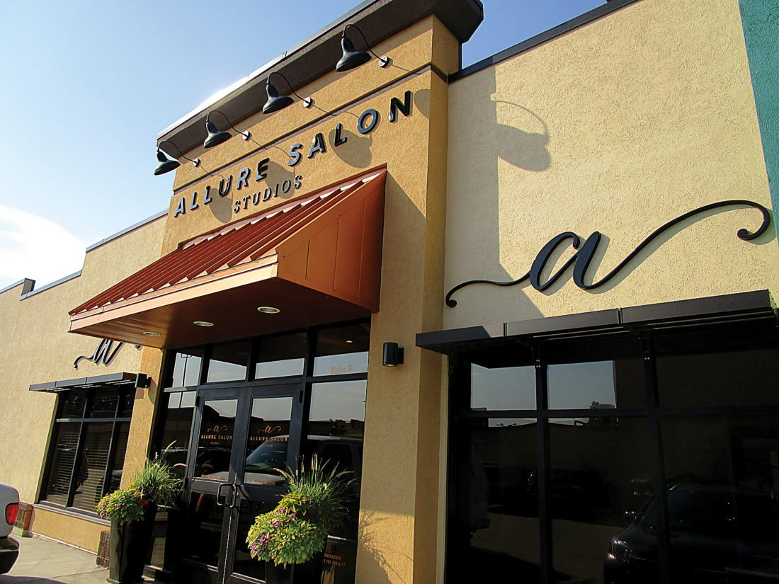 Ashton Gerard/MDN Allure Salon Studios, hosting 23 individual studios, is the newest addition to Liberty Square on South Broadway.