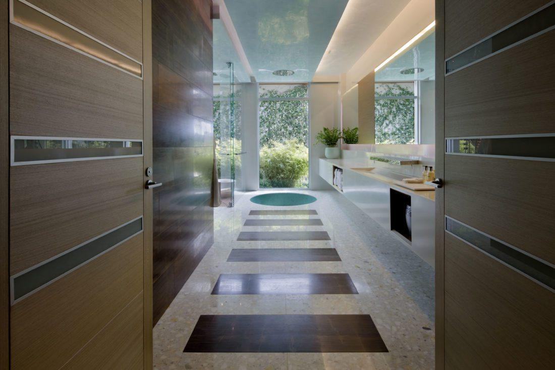 Terrazzo — the stuff of old hallway flooring — goes upscale | News ...