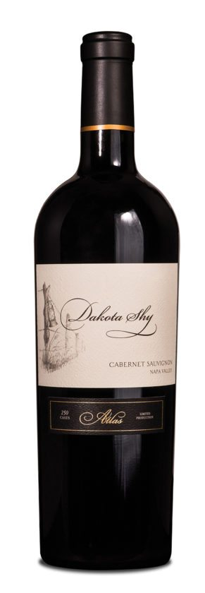 Submitted Photos Atlas is one of Dakota Shy's featured cabernets