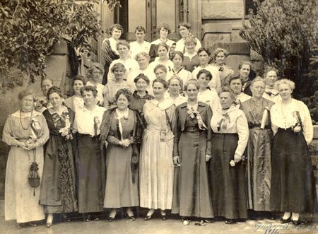 Submitted Photo Daughters of Norway of the Pacific Coast Convention photo. Circa early 1900s