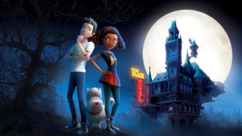 """This image released by CBS shows characters from the animated special, """"Michael Jackson's Halloween,"""" airing Friday on CBS. (CBS via AP)"""