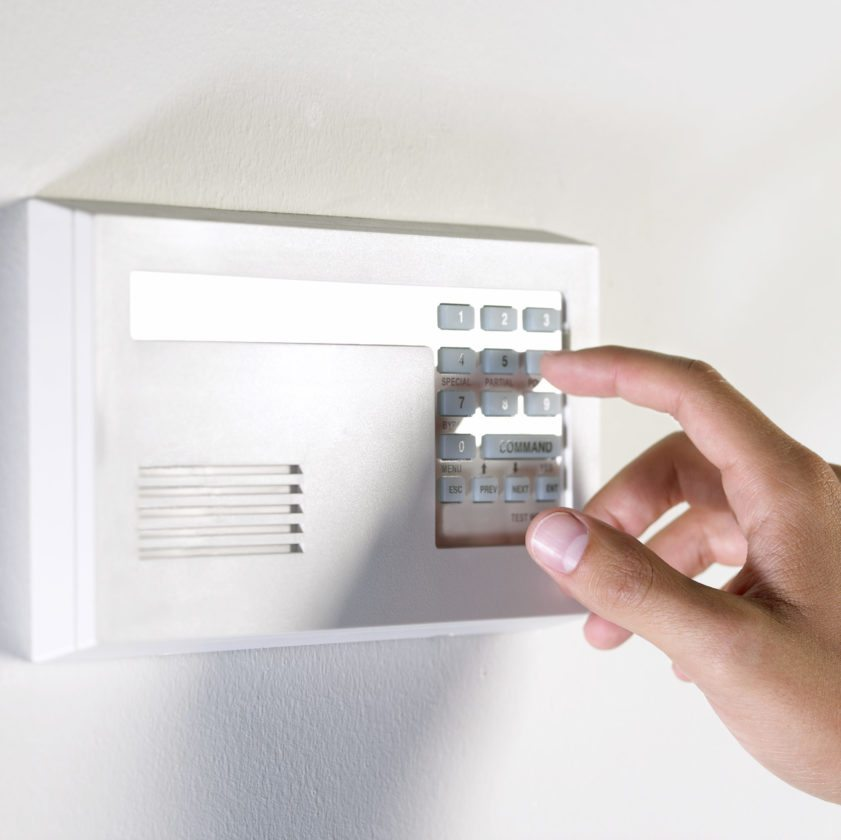 Submitted Photo One of the best security measures to protect your home against thieves is to install a home security system.