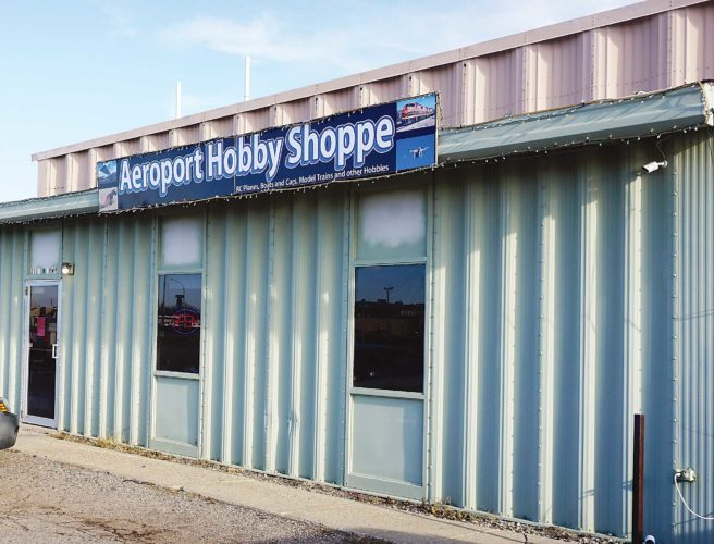 Jill Schramm/MDN A court has ruled against an airport hobby shop that sued the city over alleged discrimination.