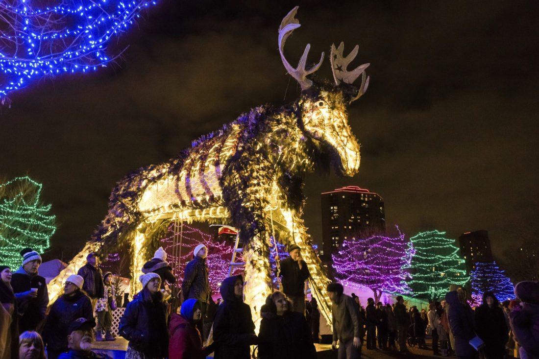 Trees, lights, holiday magic: Christmas events and displays | News ...