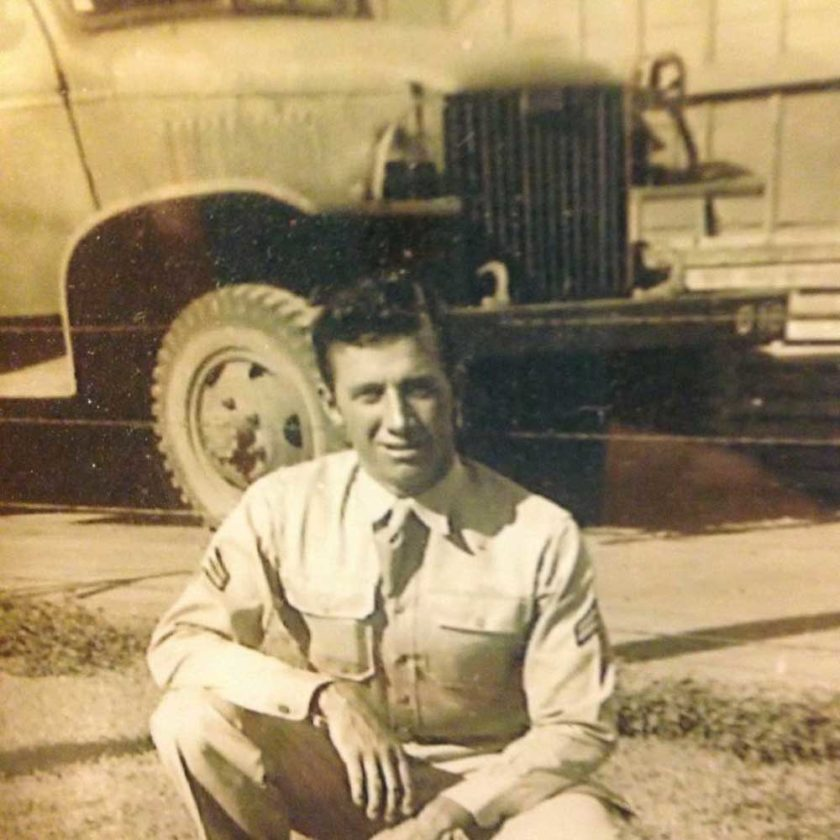 Cpl. Harold Holdaas is shown in this photo at Pearl Harbor. He survived the Dec. 7, 1941, attack at Pearl Harbor.   Submitted Photo