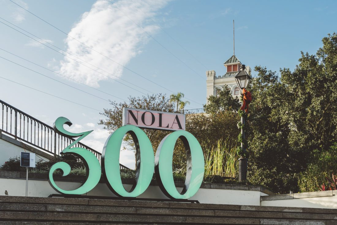 big birthday for big easy new orleans marks tricentennial news