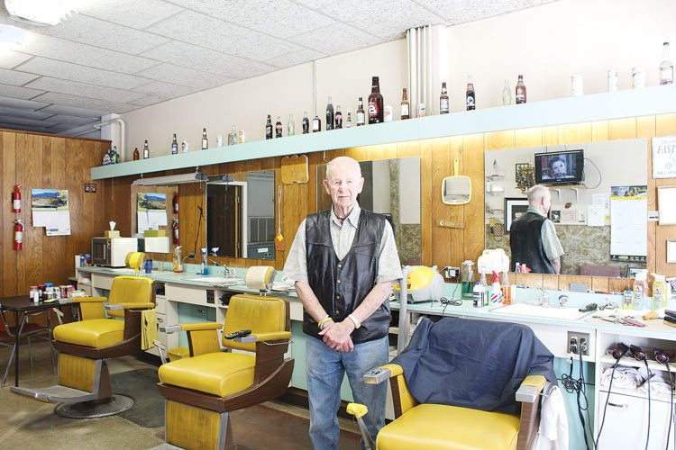 After 68 years, Tom's Barber Shop prepares to say goodbye