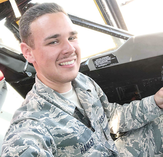 Minot AFB airman invites R&B singer Brandy for date to Air Force Ball