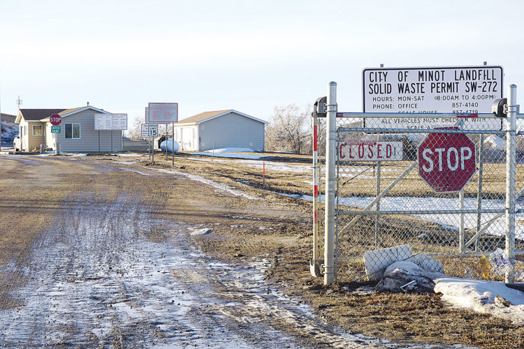 City seeks comment on landfill plans