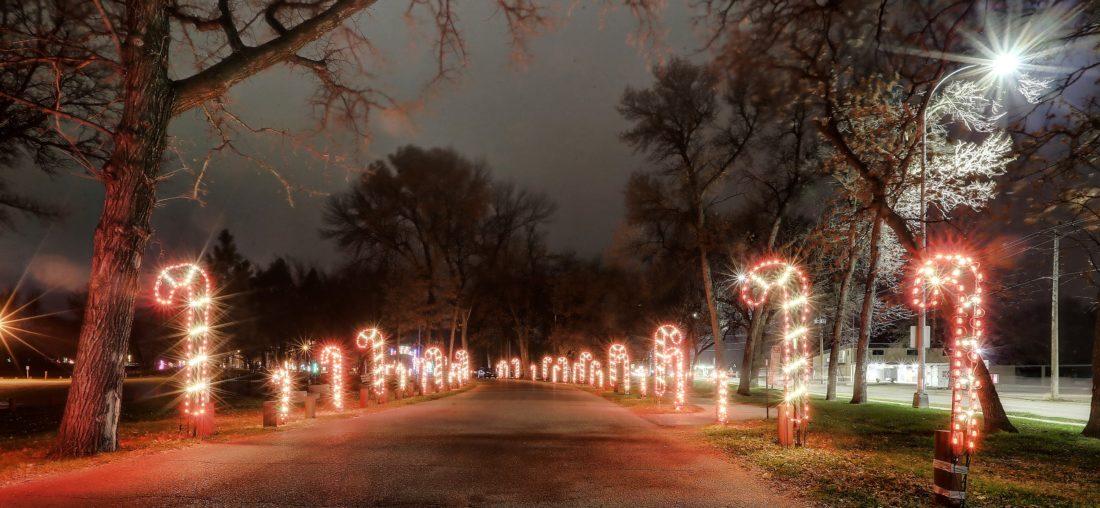Christmas in the Park lights up Oak Park | News, Sports, Jobs ...