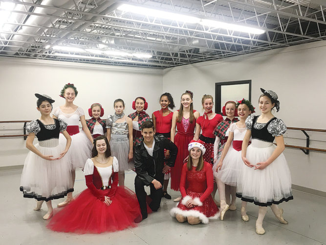 Rinat Mouzafarov brings new Christmas show to the stage