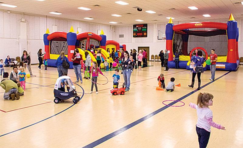 Fun Zone takes over the bubble