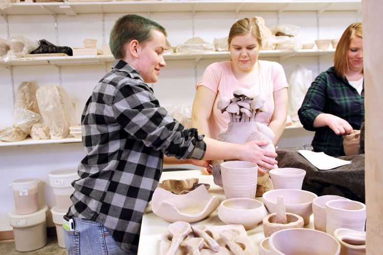 Get artsy with MSU Art Department