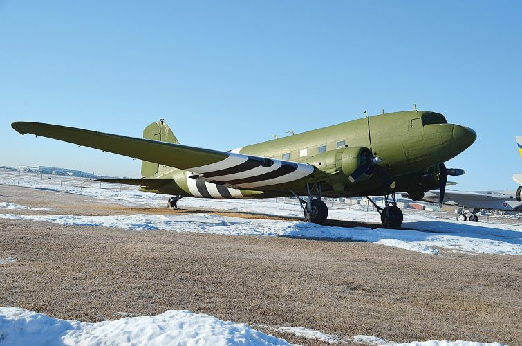 Dakota Territory Air Museum plans June 6 D-Day commemoration, July 4 air show with Snowbirds and more