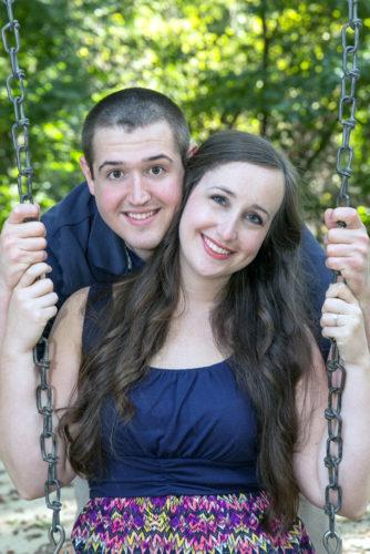 Matthew Carr and Rachel Klink