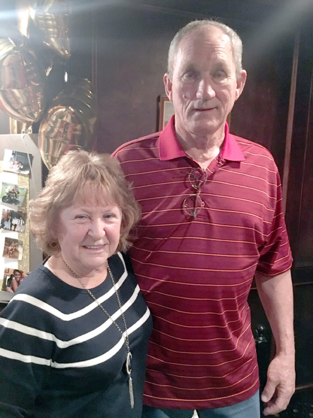 Sue and Larry Roberts