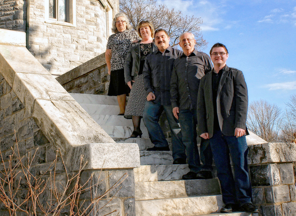 Submitted photo Calvary's Love, a generational family music ministry from Doylestown, will be the featured group for the May Victory Gospel Jubilee at 6 p.m. Saturday at the Old School Marketplace in North Lima. The jubilee is free but a free will offering will be taken.