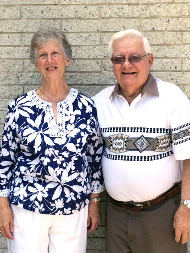Joyce and Gene Kitzmiller