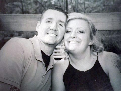 Raymond Heslen and Katherine Ridzon
