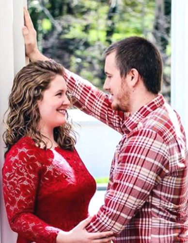 Sara Hanlon and Bryan Kelly