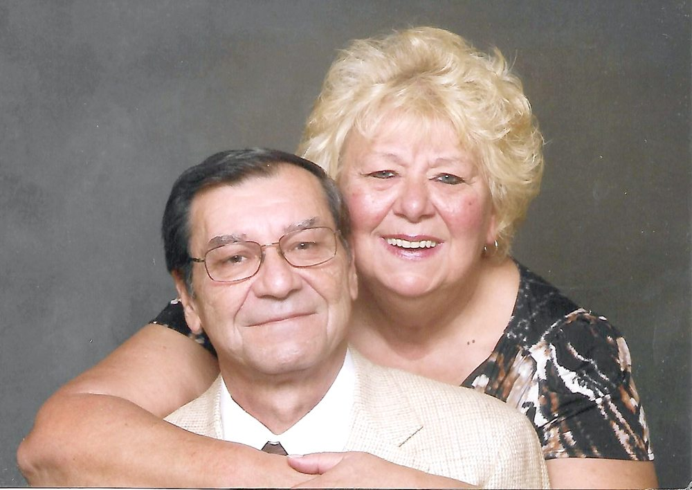 Bill and Connie Klinesmith