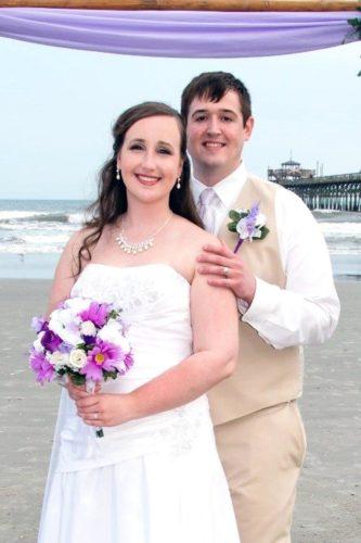 Rachel and Matthew Carr