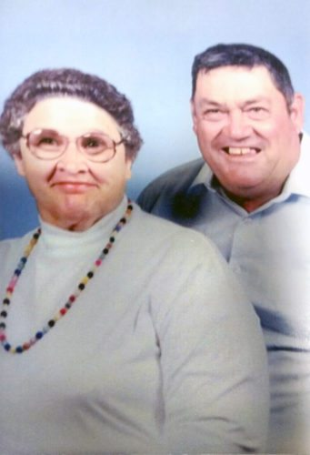 Richard and Shirley Pifer