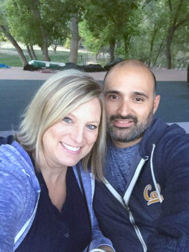 Jenny McClintock and Nicandro Flores