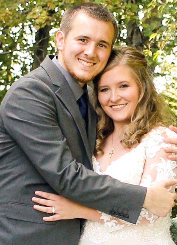 Bryan and Sara Kelly