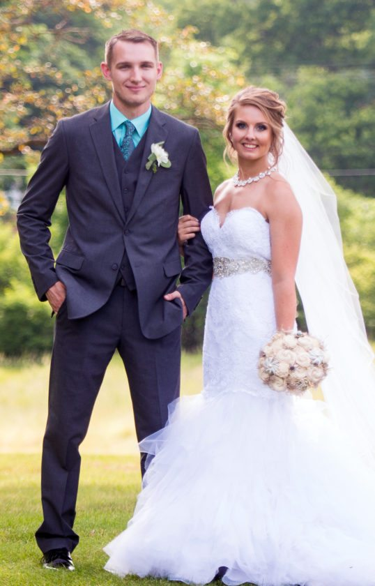Adam and Brittany Robb