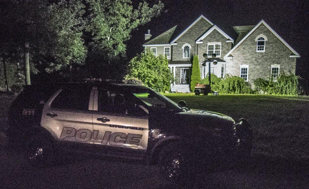 Man dies, woman hospitalized after carbon monoxide fills home
