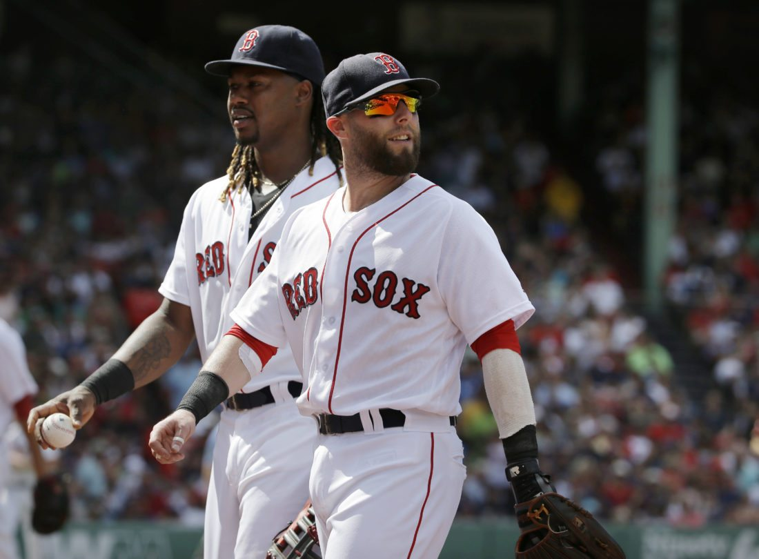 Red Sox designate for assignment Hanley Ramirez