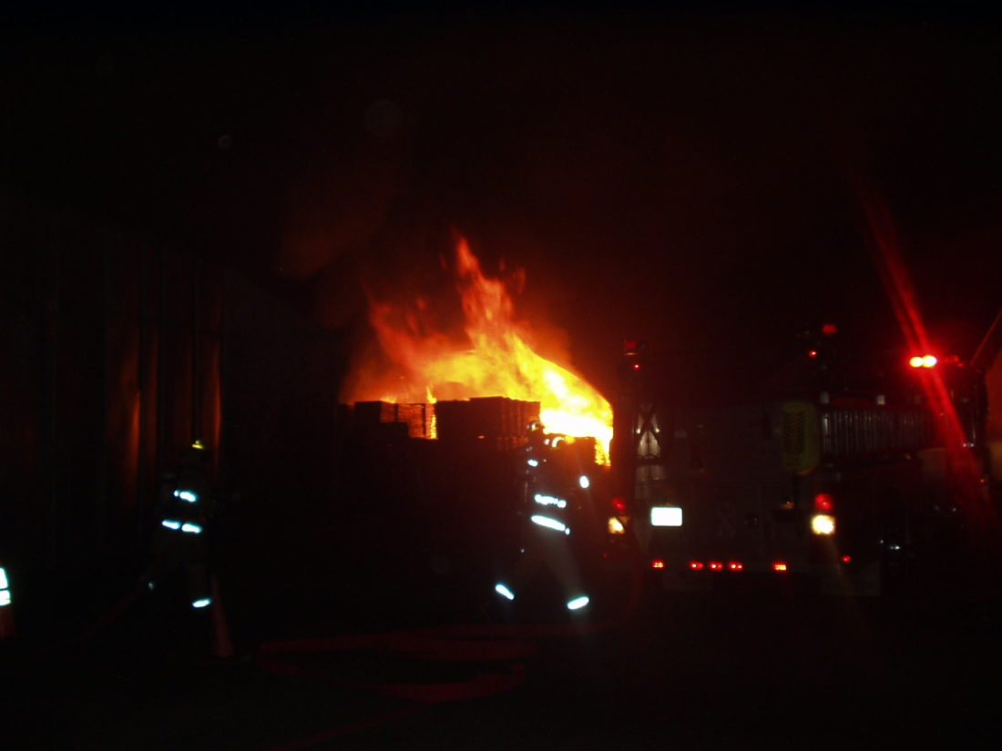 Dusty Old Cars owner linked to suspicious fire | News, Sports, Jobs ...