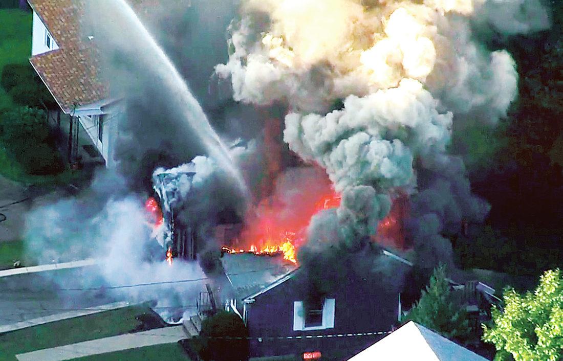 neighborhoods evacuate several homes destroyed news sports jobs