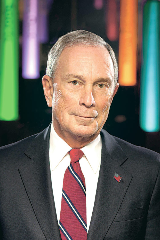 michael bloomberg - photo #4