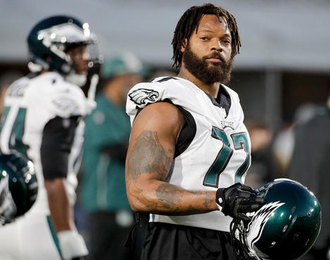 Patriots close to Michael Bennett trade with Eagles