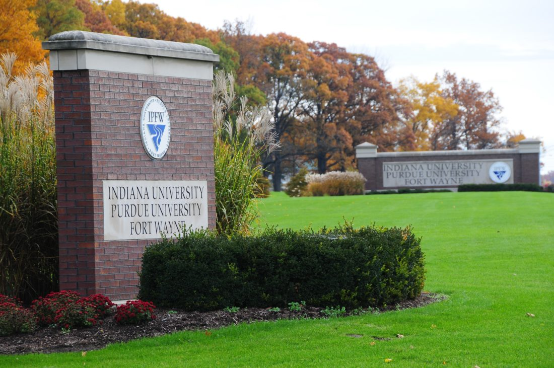 IPFW has been named the sixth best 4-year college by schools.com. Indiana's Bloomington campus was ranked first. (News-Sentinel file photo)
