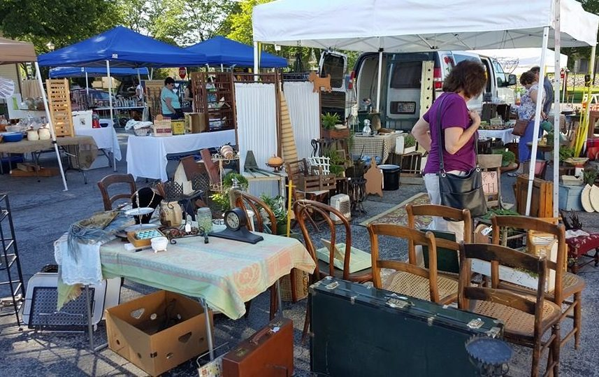 The  Historic West Main Street Antique Show and Market, which will feature antique, vintage, upcycled, repurposed and shabby chic dealers from Indiana and Ohio, will take place 9 a.m.-5 p.m. Saturday at 1936 W. Main St. (Courtesy photo)