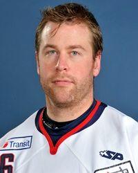 Nick Niedert, veteran minor league goaltender