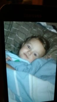 Child found safe, police say. (Photo courtesy of Indiana State Police)