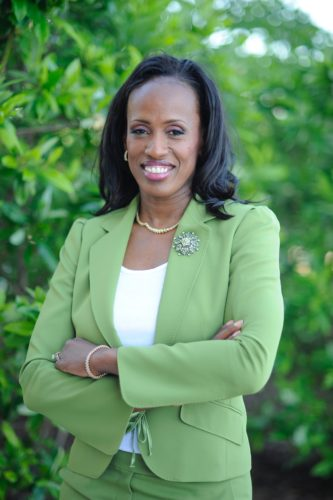 Retired athlete Jackie Joyner-Kersee is scheduled to lead a rally Oct. 29 in Fort Wayne. (Courtesy photo)