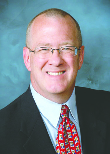 Michael Hicks, director of the Bureau of Business Research at Ball State University
