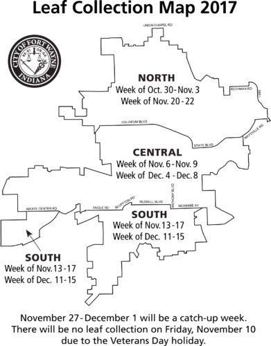 Leaf Map 2013