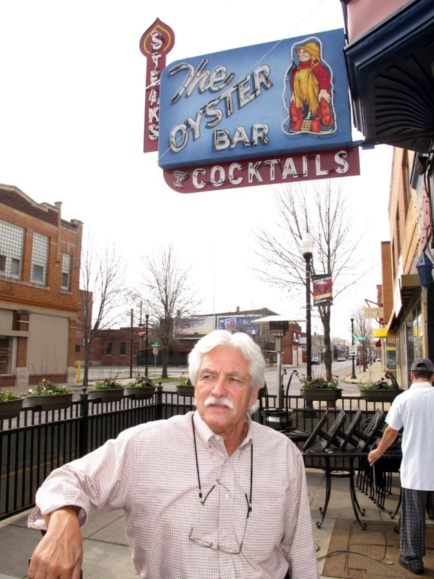 Steve Gard, seen in 2014, has owned the Oyster Bar for 31 years and is now finishing up a $30,000-$40,000 renovation at the South Calhoun Street restaurant. (News-Sentinel file photo)