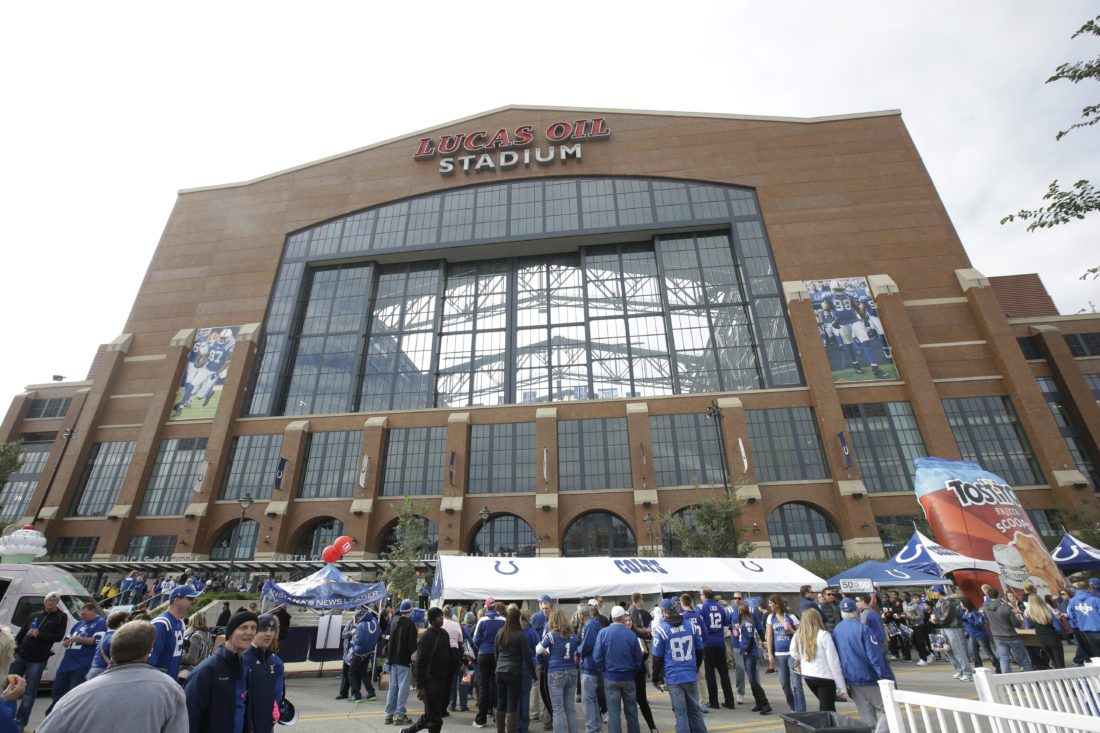 Indianapolis to host 2022 college football title game