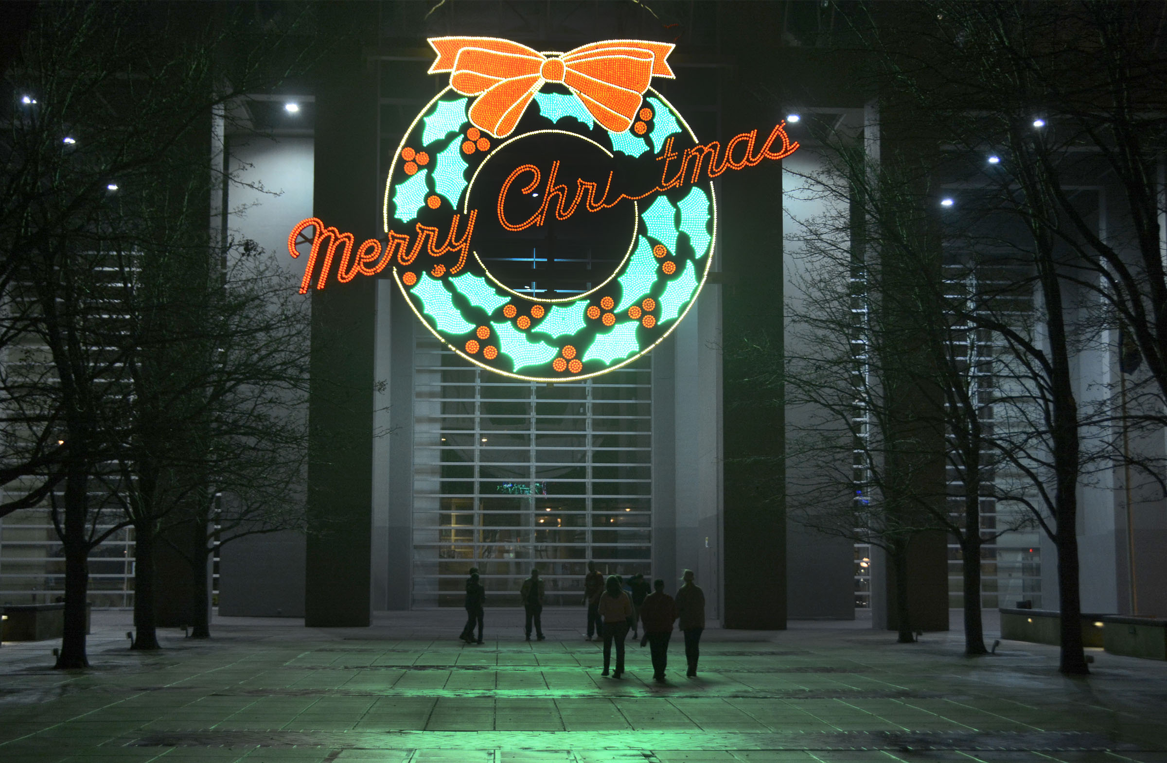 Pnc Christmas Lights